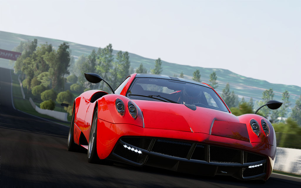 Project Cars Coming To Playstation 4 Xbox One Steam Os Pc And