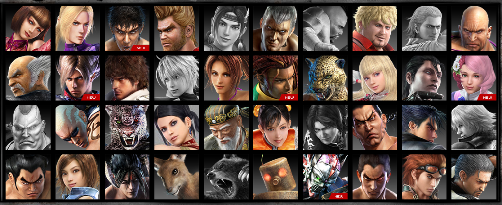 Namco Not Really Sure If Tekken Characters Will Join Next Super