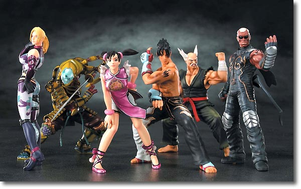 tekken_figurines