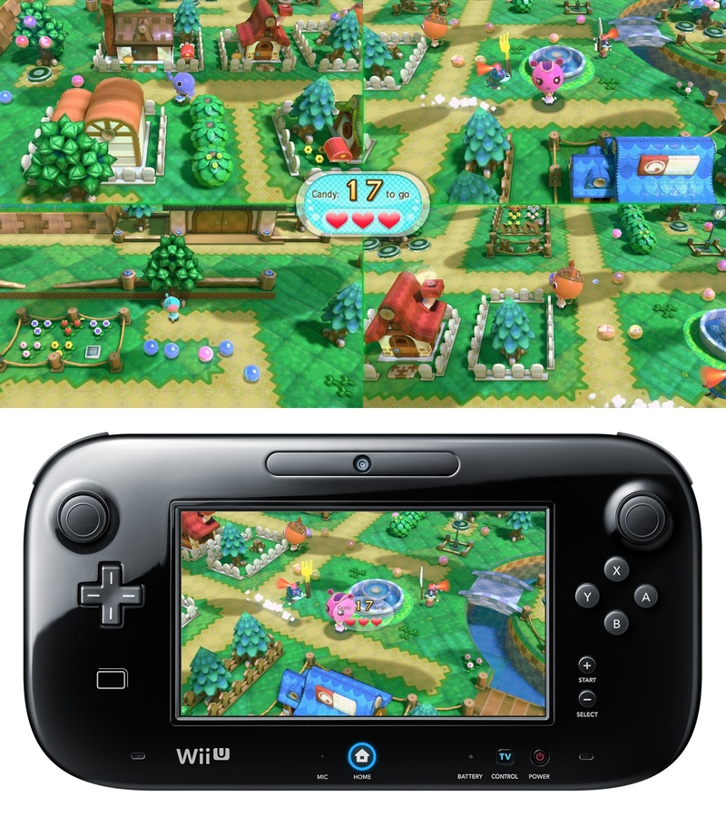 Wii U Games on Sale - Lukie Games