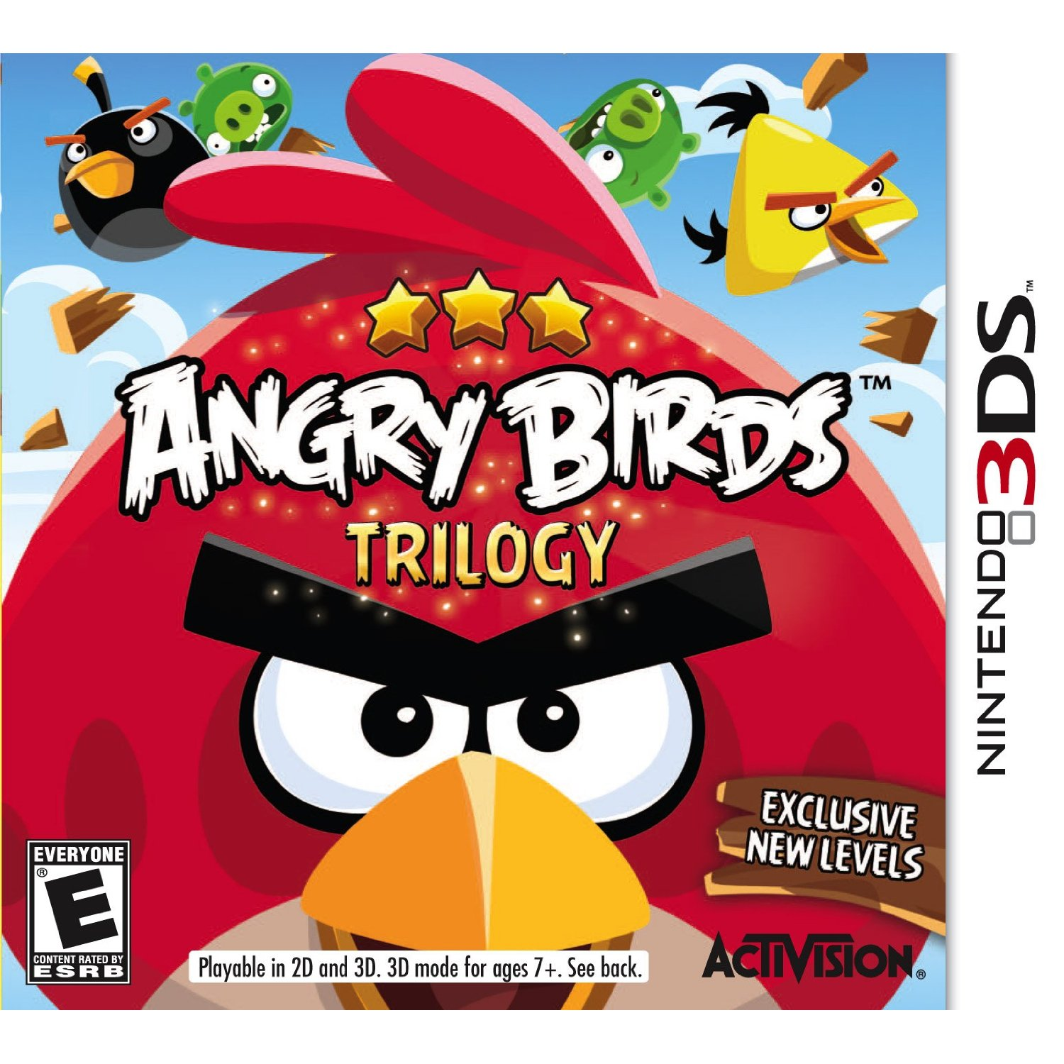 Activision tries to justify angry birds trilogy s steep - Angry birds trio ...