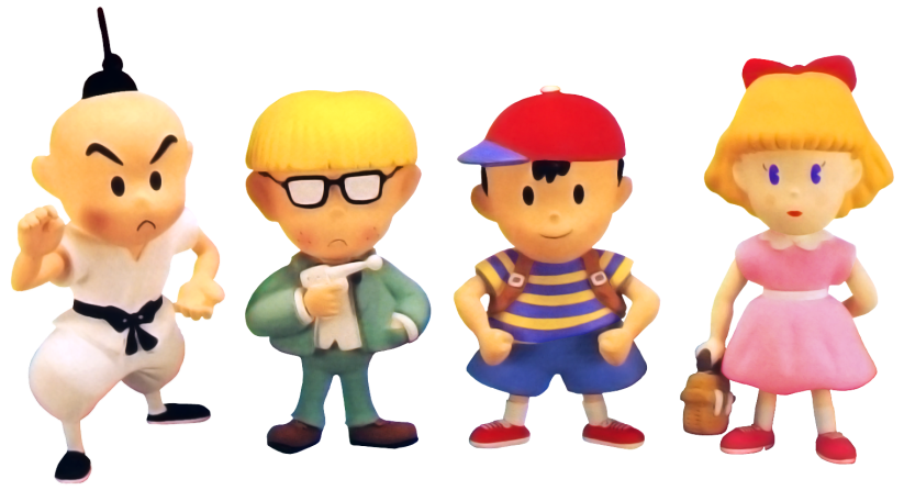 Earthbound Forever Heading To Wii U?