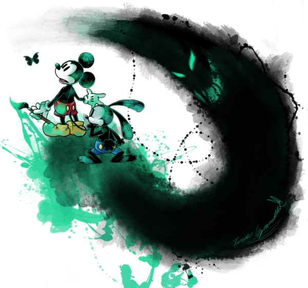 epic_mickey_wallpaper