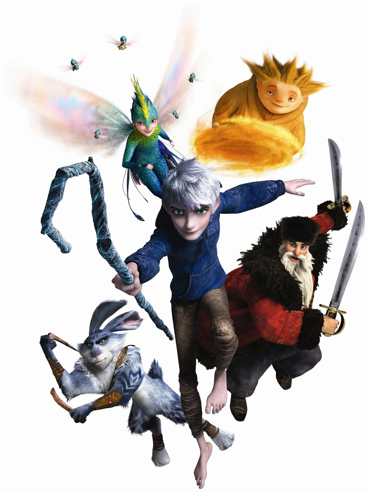 Rise of the guardians my nintendo news - Pics of rise of the guardians ...