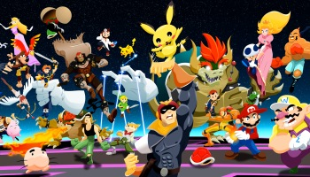 Smash Bros Wii U Probably Won't Feature More Characters   My