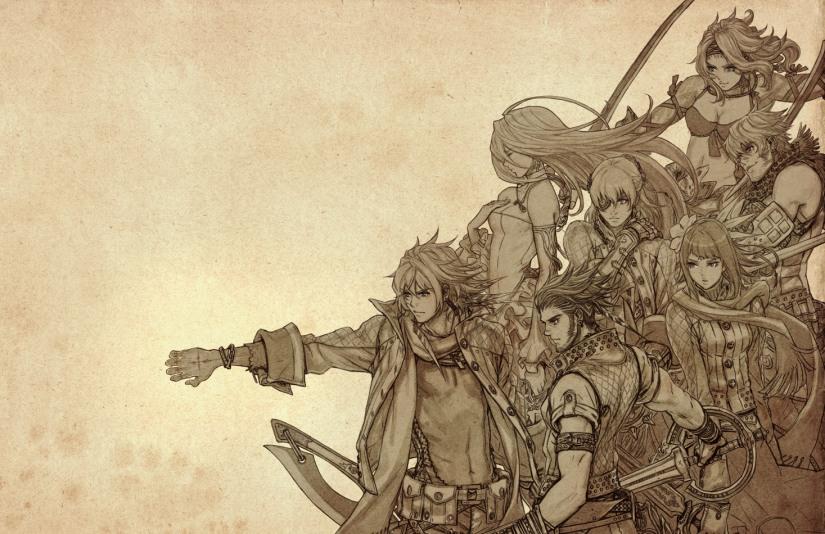 Sakaguchi Says A New Last Story Title Would Be Up ToNintendo