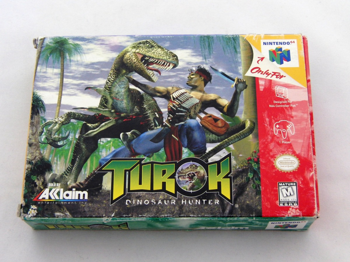 Turok Remastered Coming To PC December 17