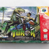 Digital Foundry Retro looks at the classic Turok