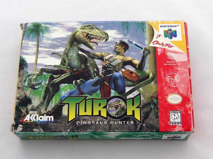 Night Dive Studios Could Be Remaking Nintendo 64 Turok