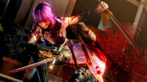 Dead Or Alive S Ayane Jumps Into Wii U Version Of Ninja Gaiden 3