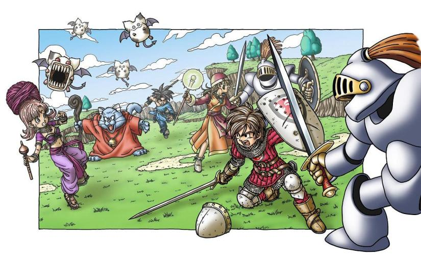 New Dragon Quest Western Names Trademarked