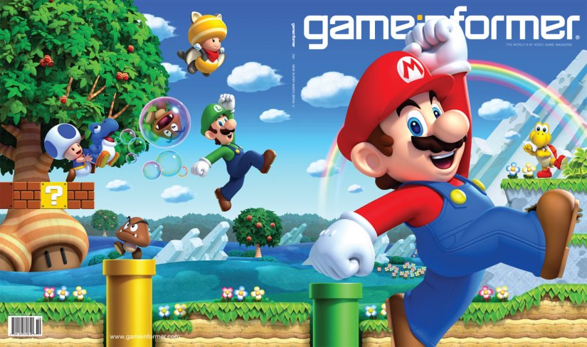 Game Informer Says They're Always In Talks With Nintendo Regarding A CoverGame