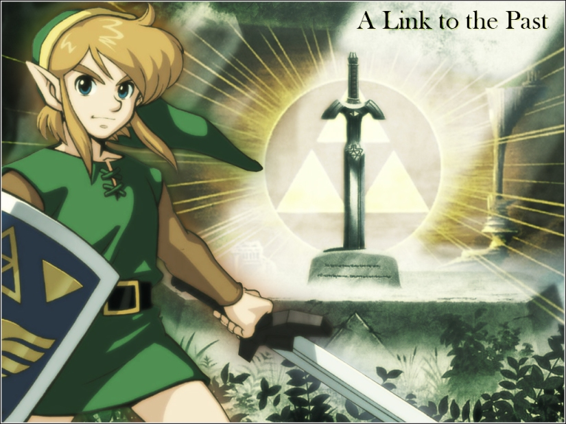 The Legend Of Zelda: A Link To The Past Graphic Novel Is Out Now