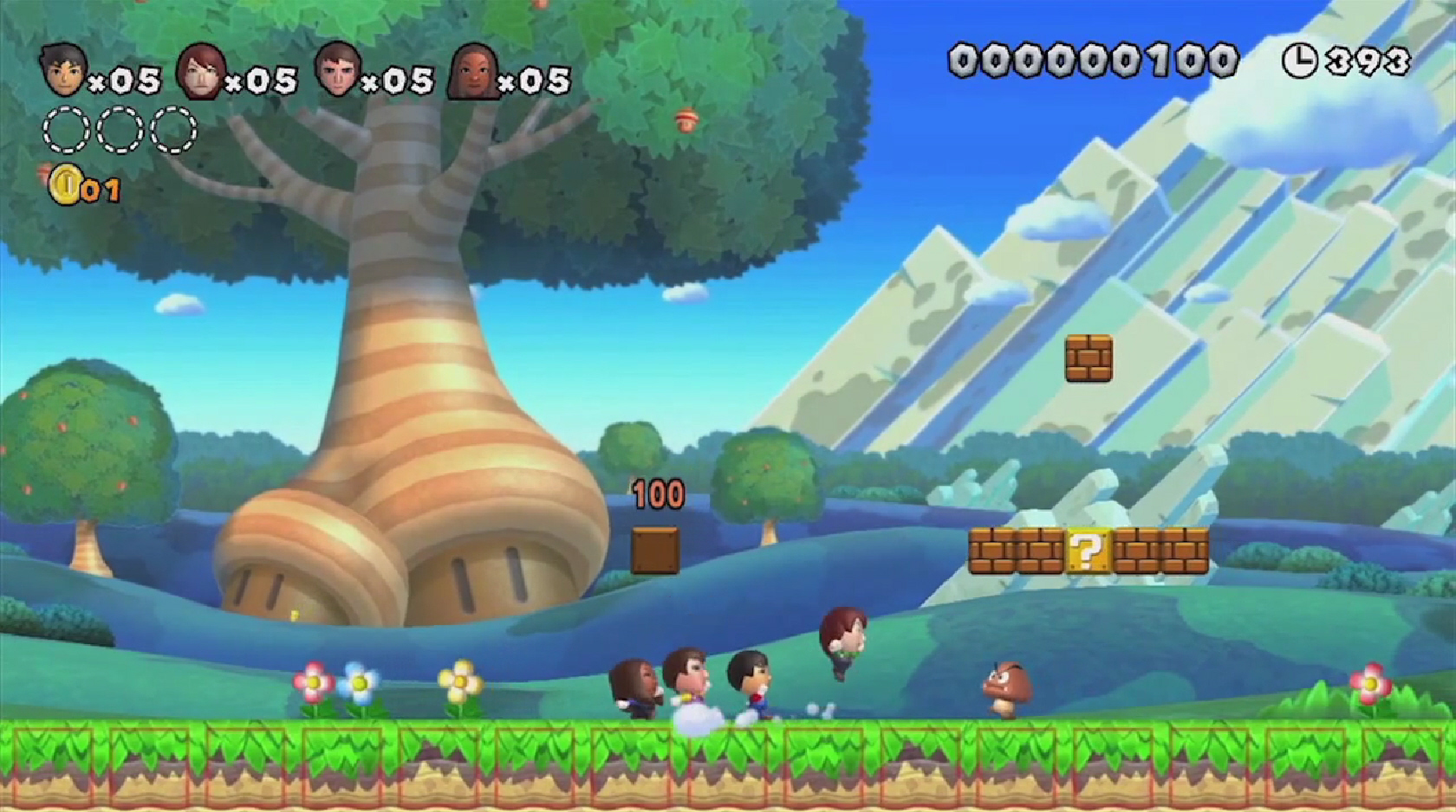 Playable Instead Of Other Mario Characters In New Super Mario Bros. U