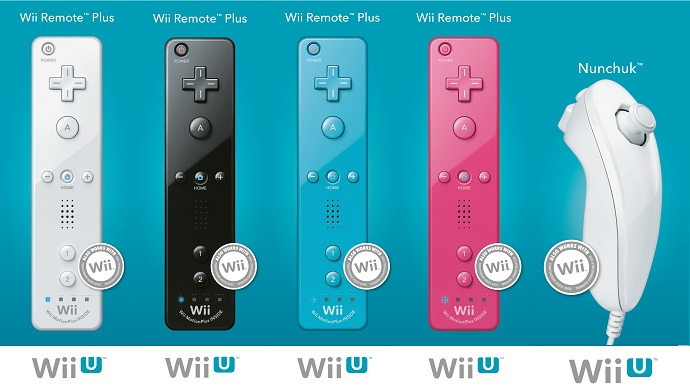 Wii U Branded Wii Remote Plus Seen At Walmart