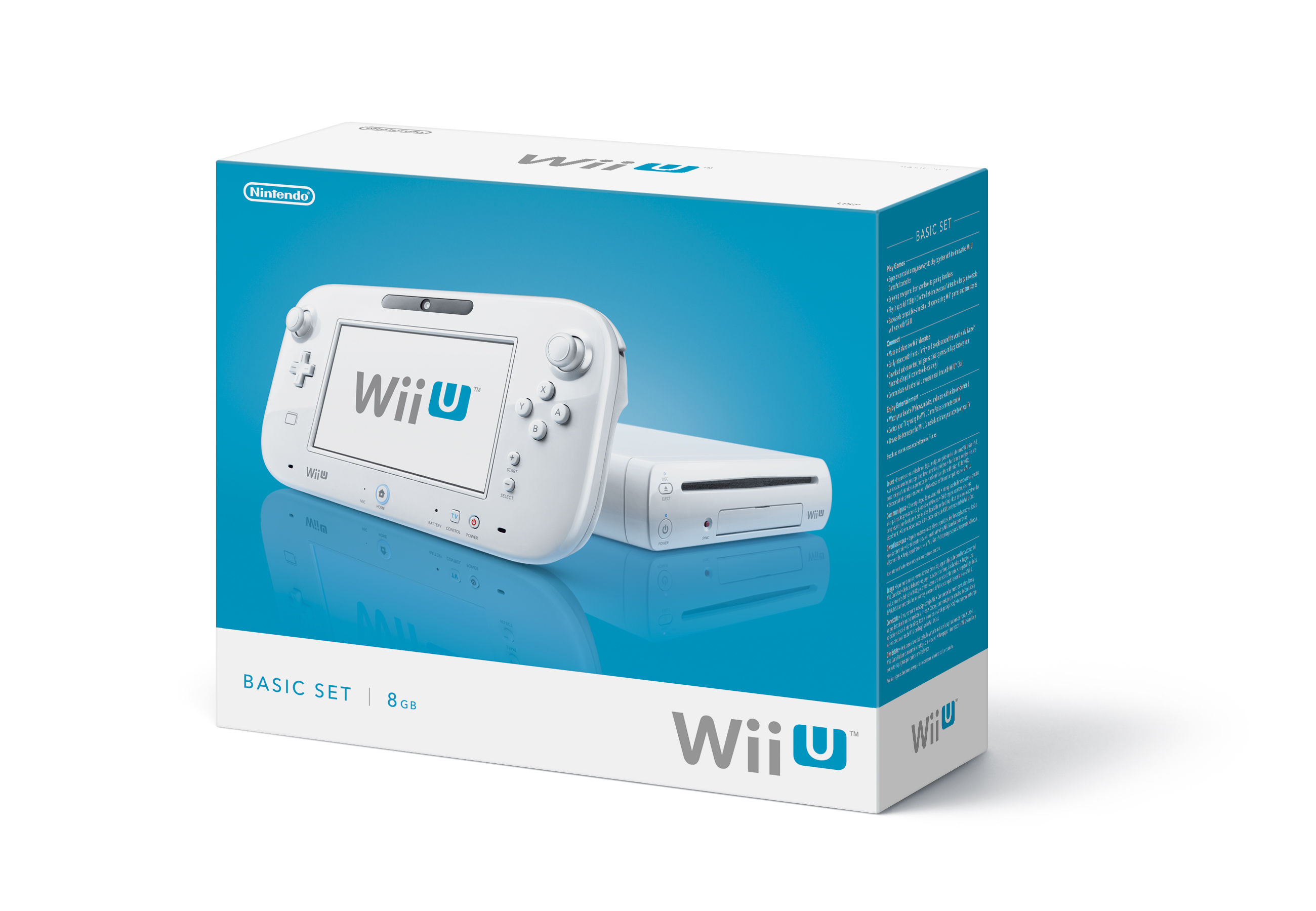 nintendo says wii u basic set is for hardcore gamers my. Black Bedroom Furniture Sets. Home Design Ideas