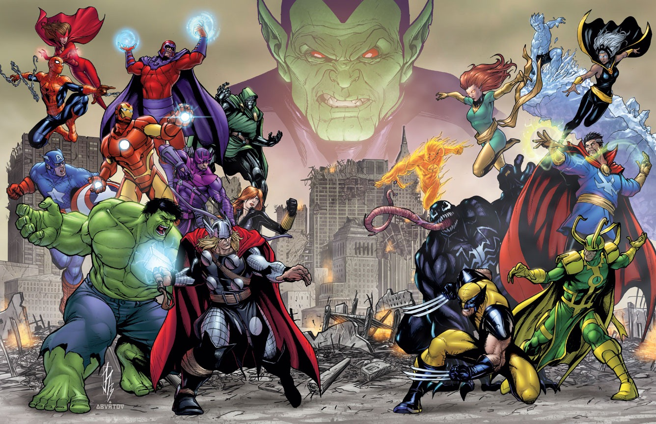 Confirms all playable characters in marvel avengers battle for earth