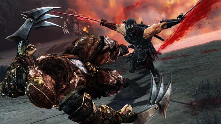 ninja_gaiden_3_razor's_edge_screenshot