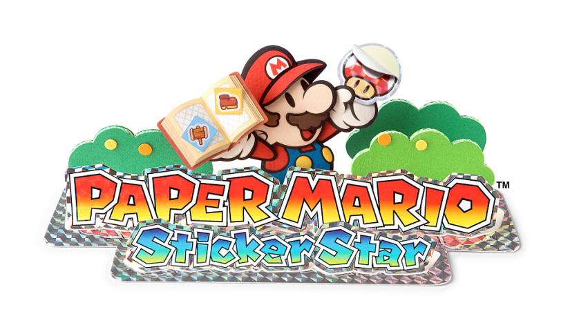 Paper Mario: Sticker Star Is Only $10 AtGameStop