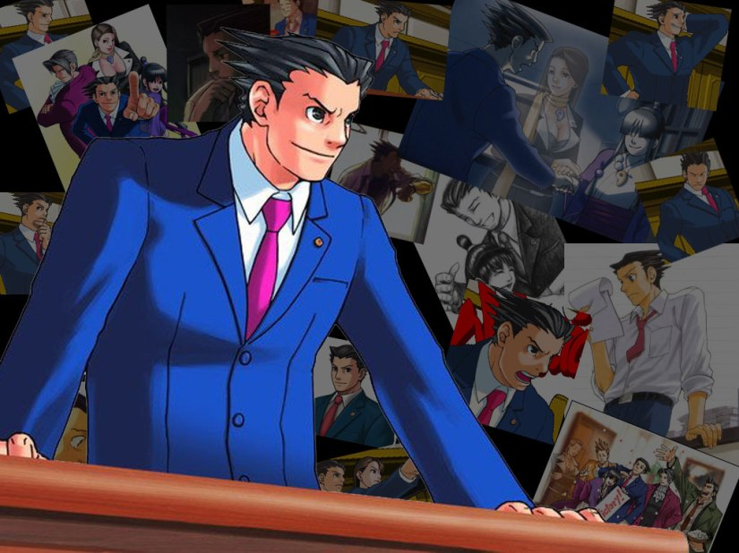 Phoenix Wright Was Almost Named Roger Wright