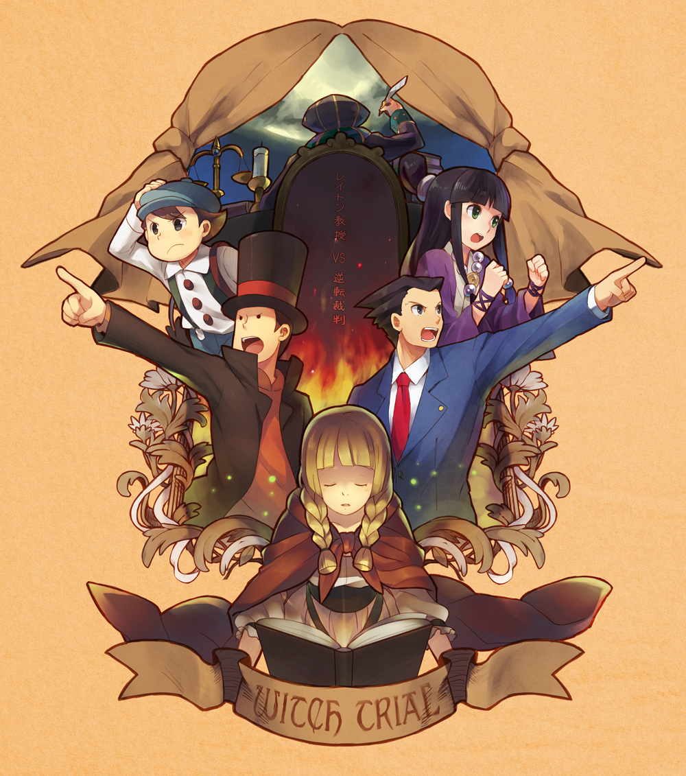 Akihiro Hino Talks Professor Layton vs Phoenix Wright In Special Message To Fans