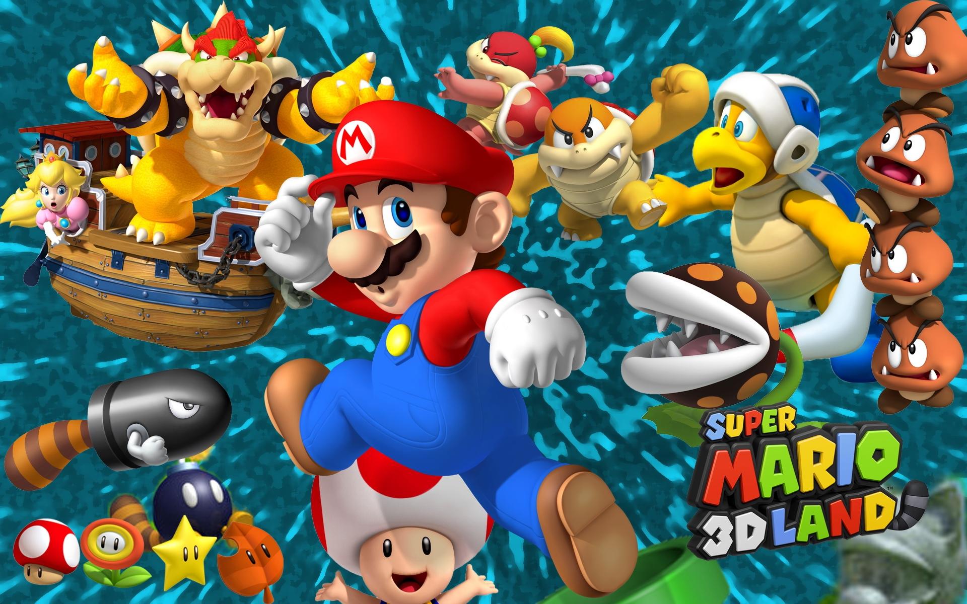 Super Mario 3d Land My Nintendo News