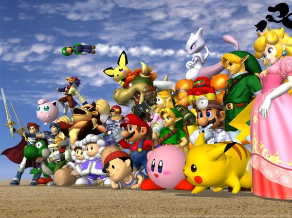 super_smash_bros_melee_characters