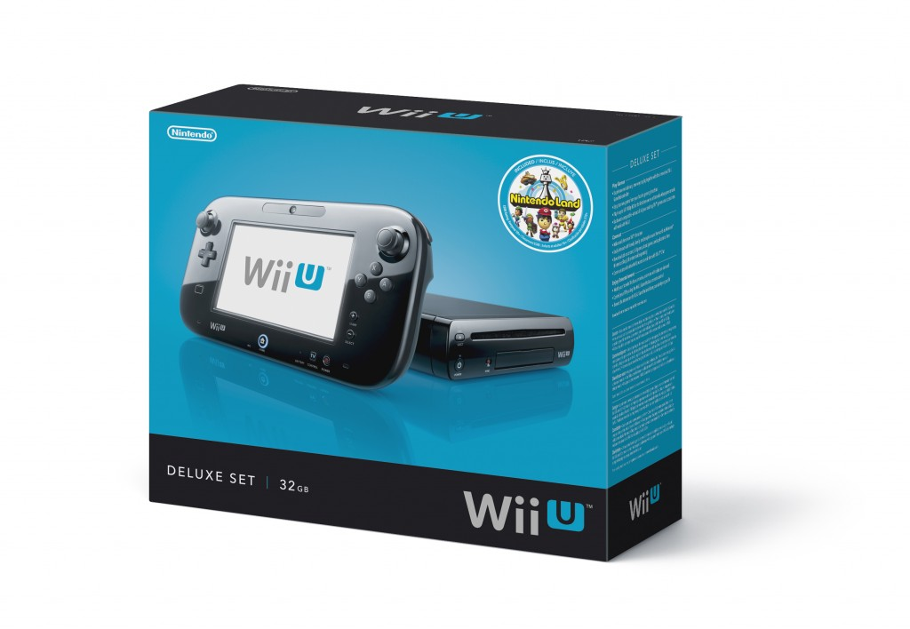 Buy A Wii U Deluxe Set From Target Get New Super Mario Bros U Or Lego City Undercover For Free My Nintendo News