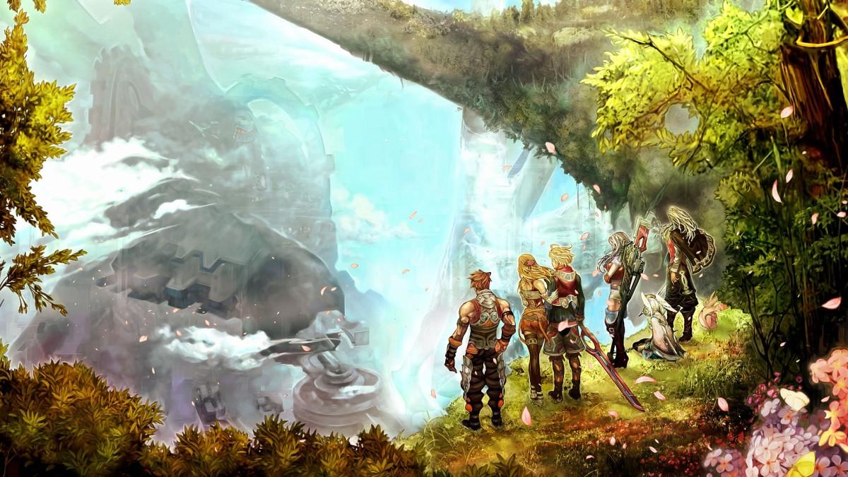 Xenoblade Chronicles 3D New Nintendo 3DS Vs Original WiiComparison