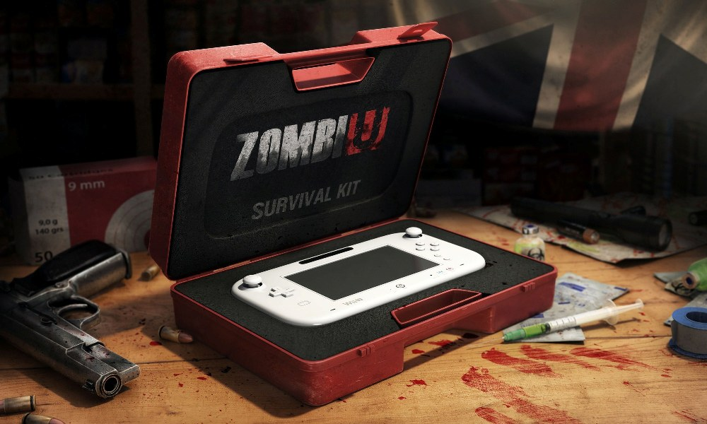 wii u exclusive zombiu rated m for strong language intense violence
