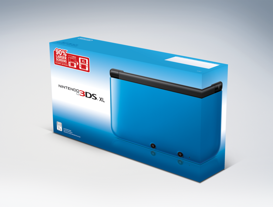 register your new nintendo 3ds xl with club nintendo and. Black Bedroom Furniture Sets. Home Design Ideas