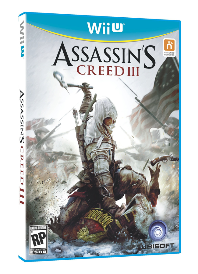 Assassin's Creed III For Wii U Delayed To December?   My ...