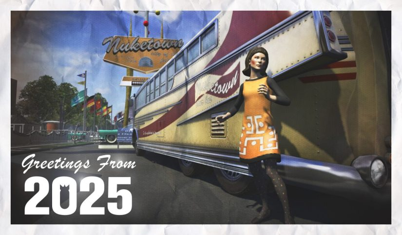 Treyarch Finally Release Nuketown 2025 For Call Of Duty: Black Ops 2 on Wii U