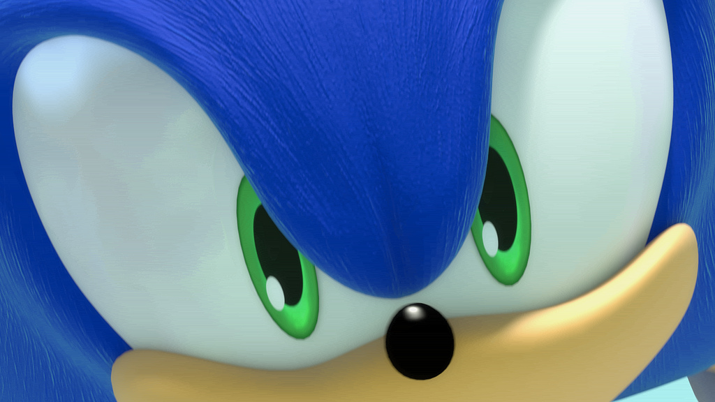 Here's What Sonic Would Look Like In Unreal Engine 4