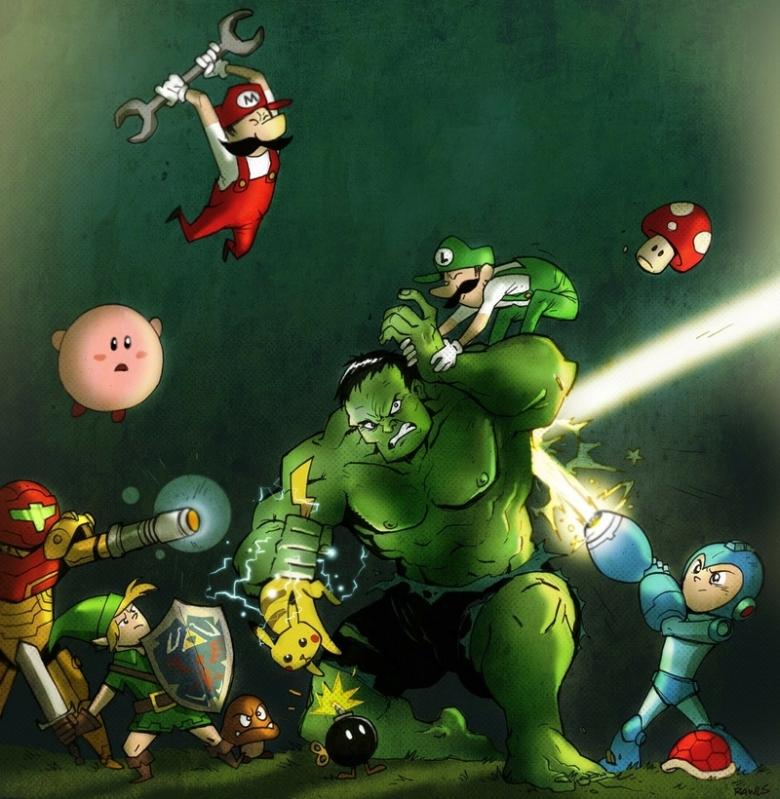 super_smash_bros_fan_art_hulk