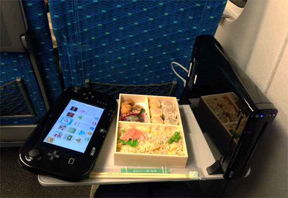 The wii u is somewhat portable my nintendo news for Wii u portable mod