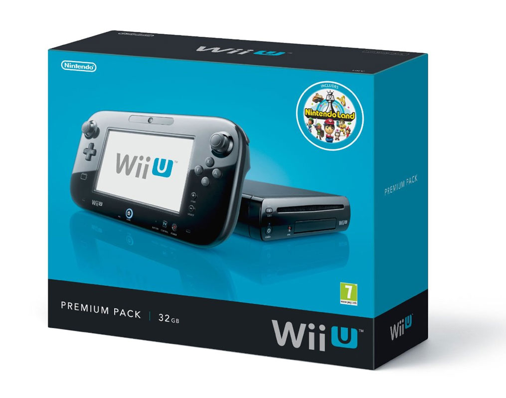 gifting a wii u for xmas nintendo says open it now. Black Bedroom Furniture Sets. Home Design Ideas