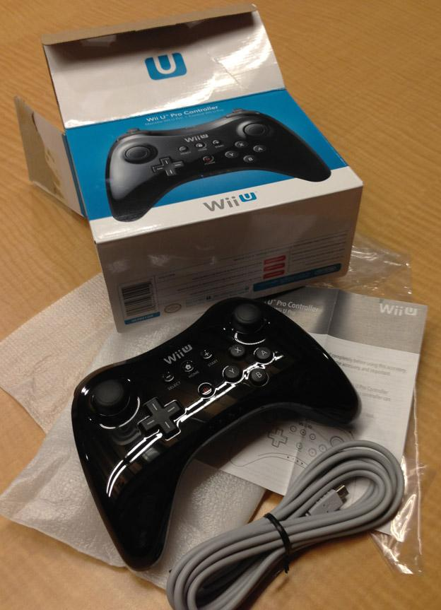 Wii U Gamepad Lasts Three To Five Hours Fully Charges In
