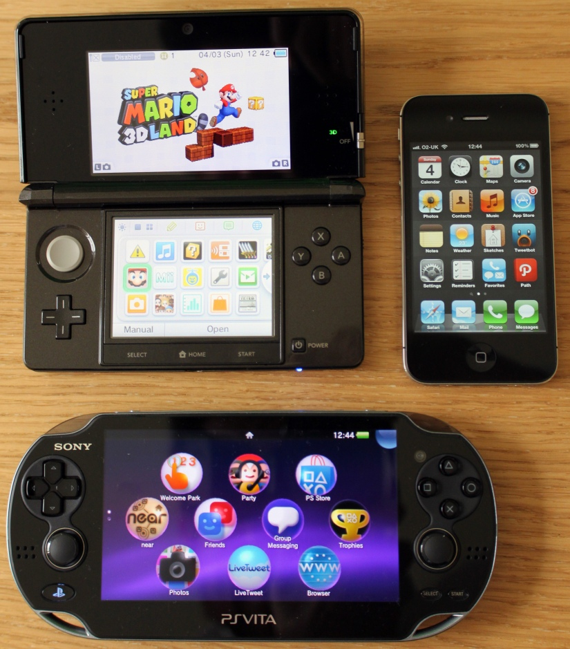EA Explains Why It Brings Games To Smart Devices Instead Of Nintendo 3DS