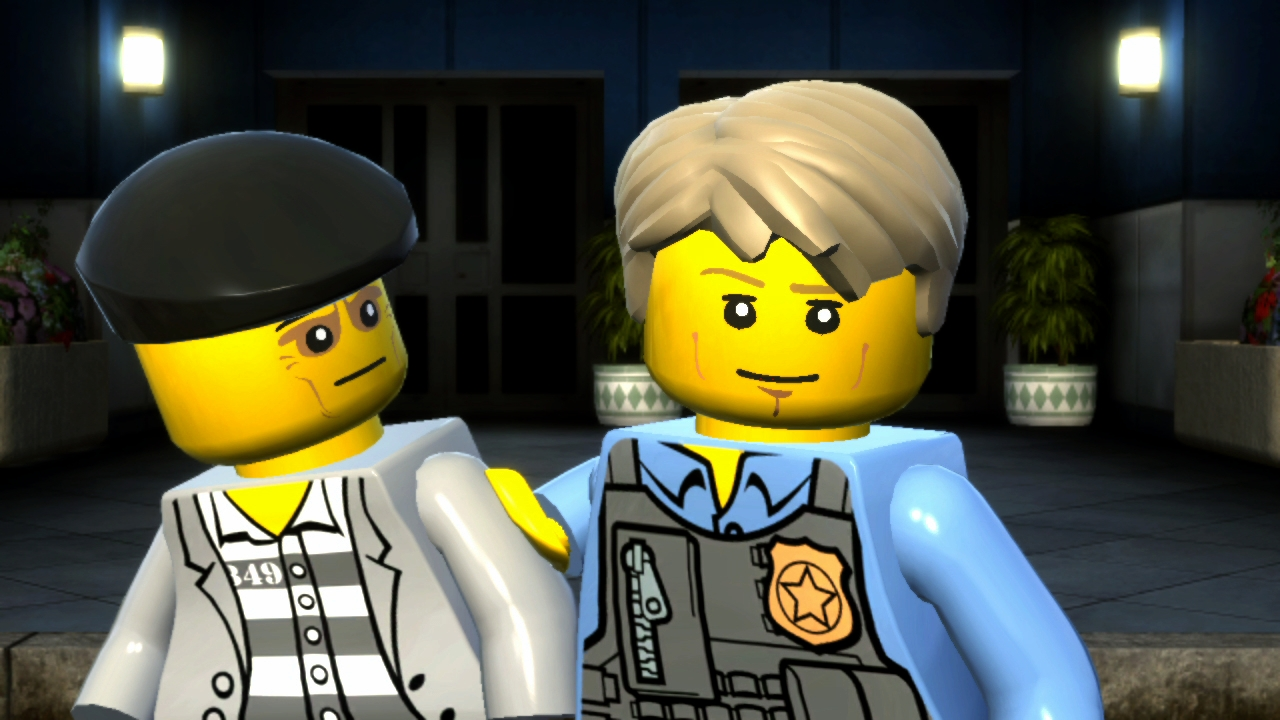 LEGO City Undercover: The Chase Begins For Nintendo 3DS Dated For