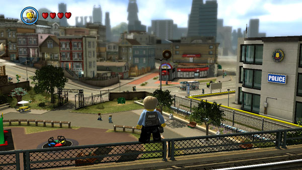 LEGO City Undercover Requires 22GB To Download From The Wii U eShop ...