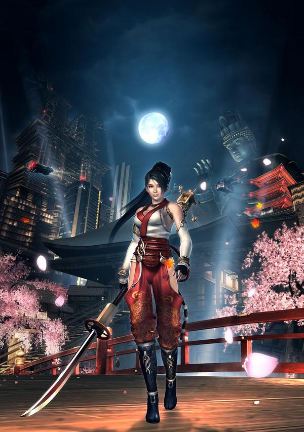 Wii U Exclusive Ninja Gaiden 3 Razor S Edge Listed For Xbox 360