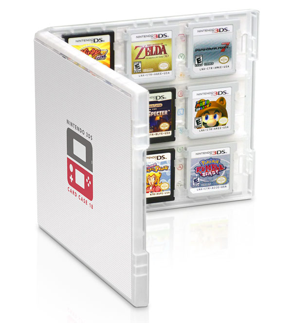 Nintendo 3ds Game Card : Nintendo ds game card case returns this week to club