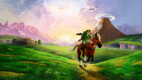 the_legend_of_zelda_ocarina_of_time_hyrule_field