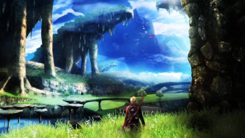 Xenoblade Chronicles X Map Will Be 5 Times Bigger Than That Of Xenoblade Chronicles