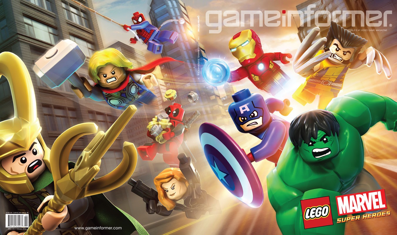 Lego marvel super heroes coming to wii u, nintendo 3ds and nintendo ds