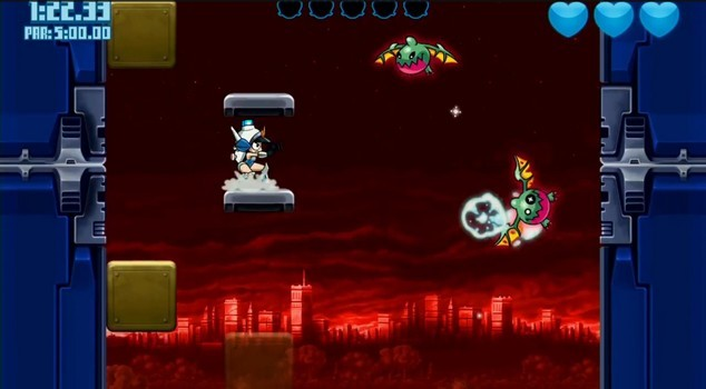 Review: Mighty Switch Force! Hyper Drive Edition Review (Wii U eShop) Mighty_switch_force_hyper_drive_edition_screenshot