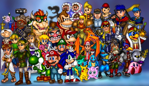 super_smash_bros_fan_art