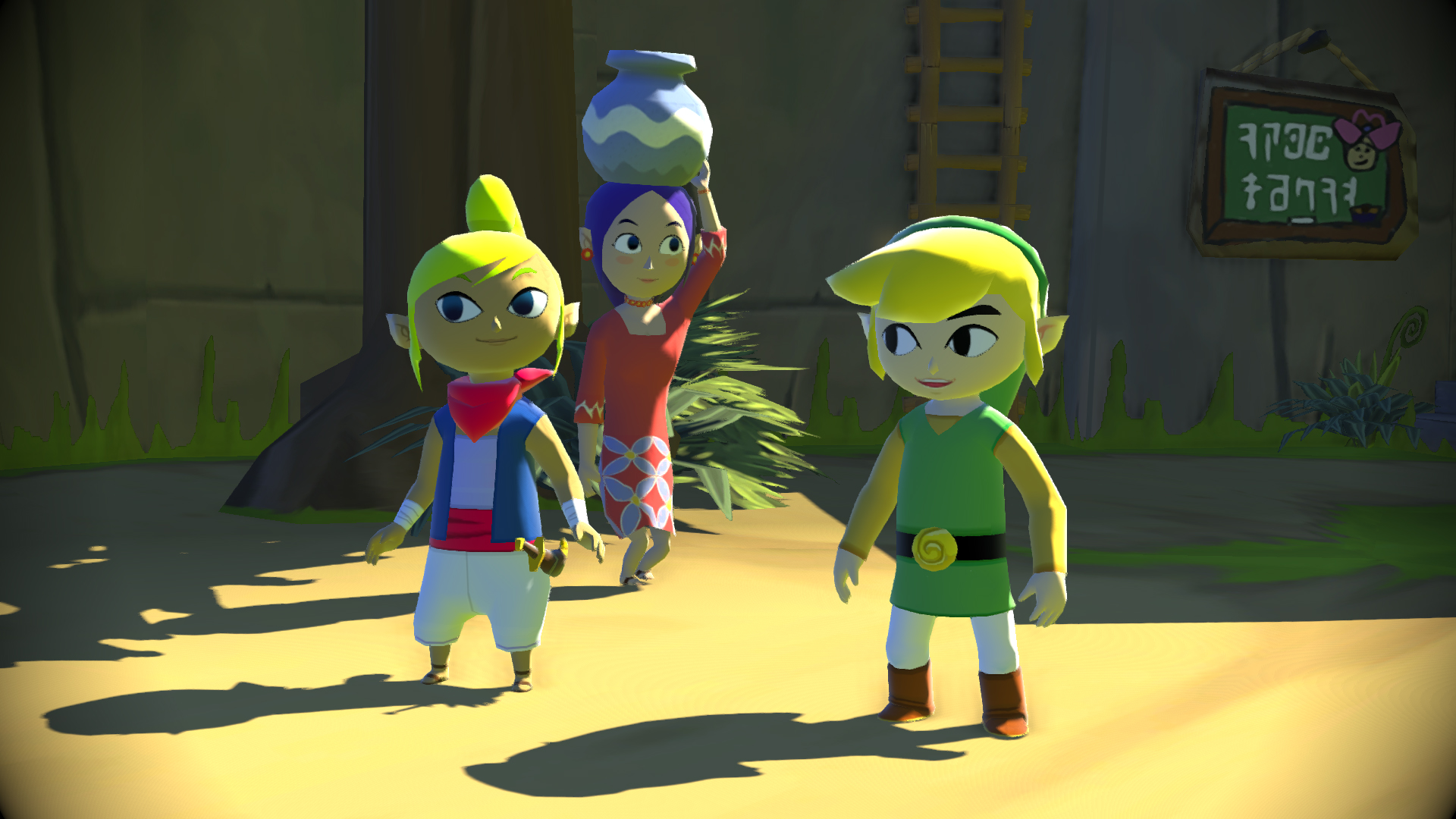 legend of zelda wind waker emulator