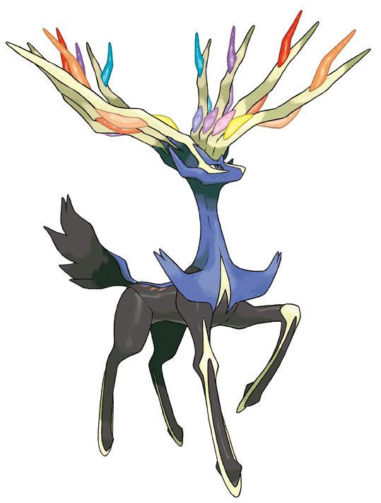 New legendary pokemon x y artwork revealed my nintendo - Pokemon x legendaire ...